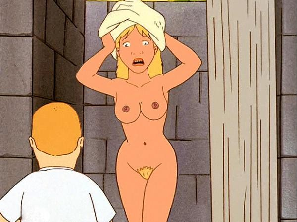 girl from king of the hill nude